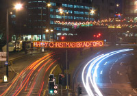happy christmas bradford