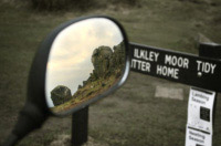 ilkley wing mirror