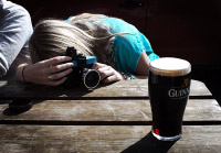 lomo and guinness