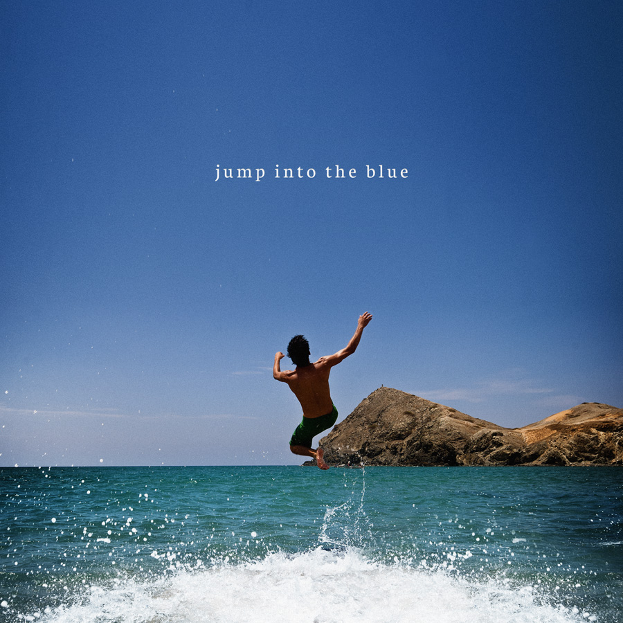 jump into the blue